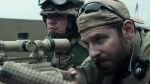 Photo of Bradley Cooper portraying Chris Kyle in American Sniper.