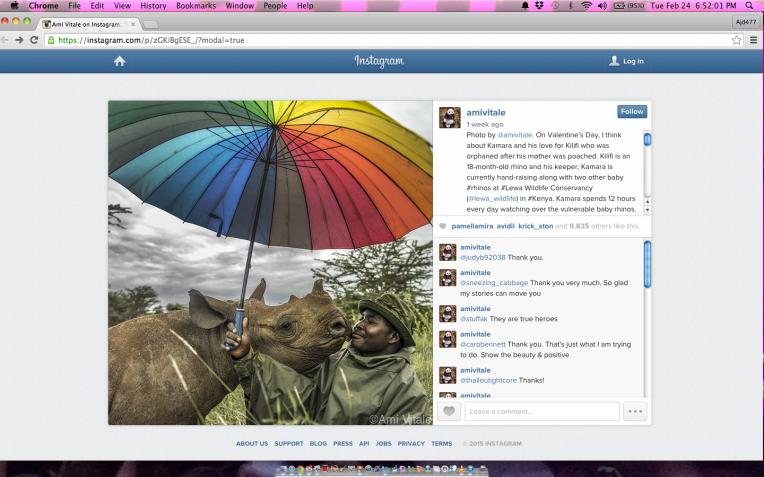 Ami Vitale/ Instagram