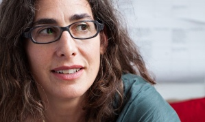 "Sarah Koenig is the host and co-creator of ""Serial."" Photo credit: WBEZ Chicago"