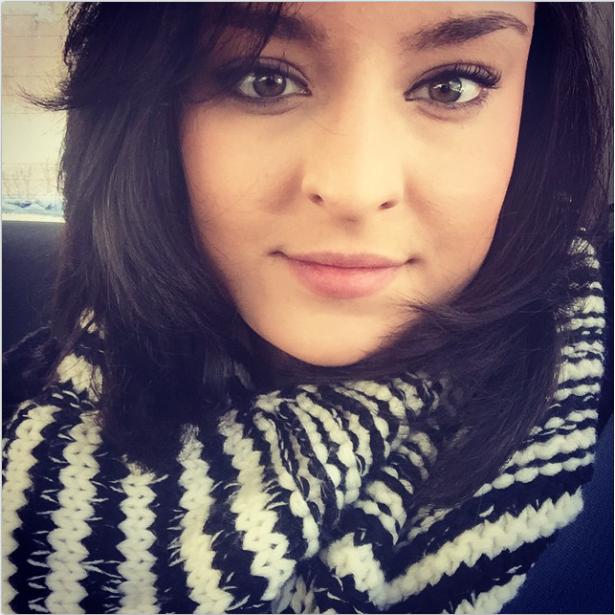 Alexa Coveney, a journalism major at Stony Brook University.